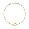 Bracelet en or jaune Birks PétaleMC pour femmes