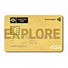 VISA Explore Annual Fee Reimbursement