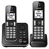 Téléphone Sans Fil Panasonic avec 2 Combinés