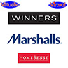 Carte-cadeau virtuelle Winners / Homesense / Marshalls